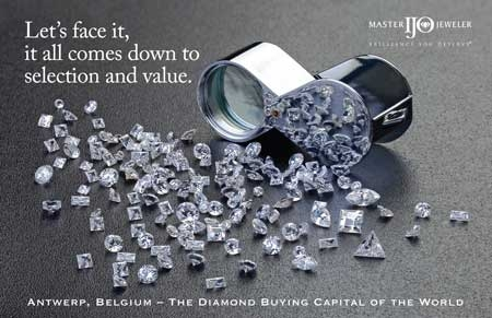 Diamonds From Antwerp